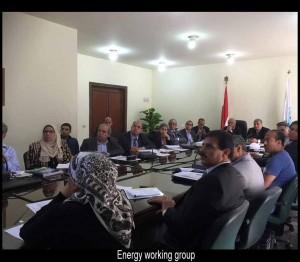 Energy working group