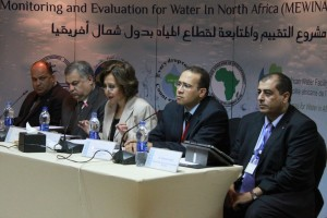 "Regional Training Workshop on ""A North Africa Water MDG's Monitoring & Evaluation Programme, MEWINA, 11-15 November 2012,  Intercontinental City Stars, Cairo, Egypt"